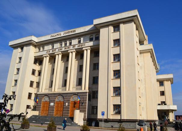 Sediu Trdibunal Dâmboviţa