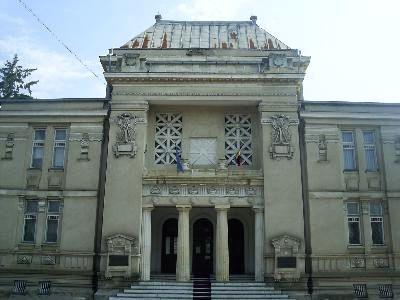 Sediu Tribunal Dâmboviţa